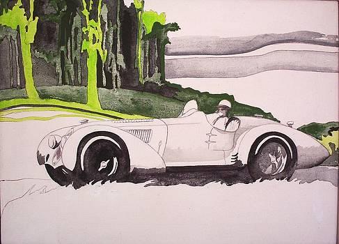 36 Alfa  by Richard Willows