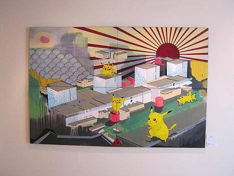 37'25'17'N 141'01'57'E fukushima by Yann Aubertin