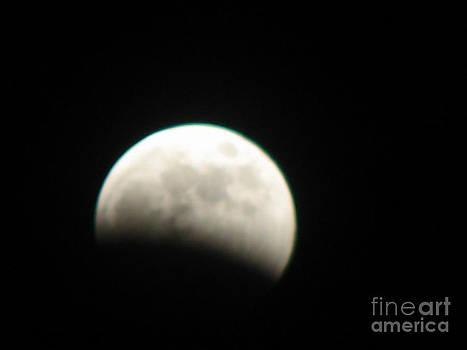 Joseph Doyle - 3rd phase of moon eclipse