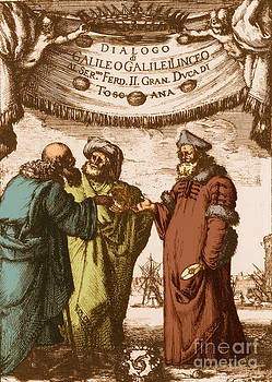 Science Source - Aristotle Ptolemy And Copernicus