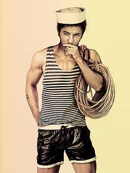 Captain A by Yibin Zhang