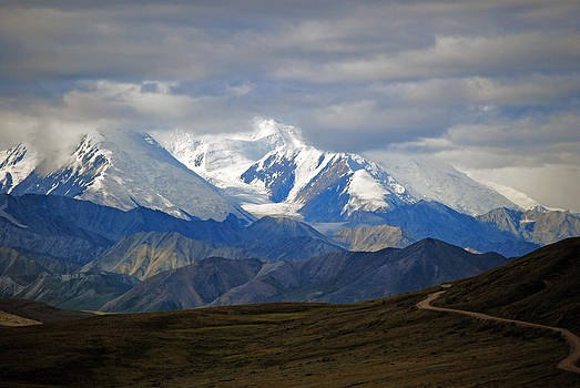 Harvey Barrison - Mount McKinley