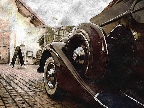 Packard by SM Shahrokni