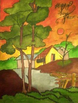 Scenery by Amisha Tripathy