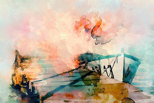 Sunset Mood  by Rosalina Atanasova
