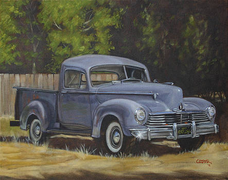 '47 Hudson by Todd Cooper