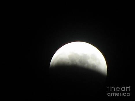 Joseph Doyle - 4th phase of moon eclipse