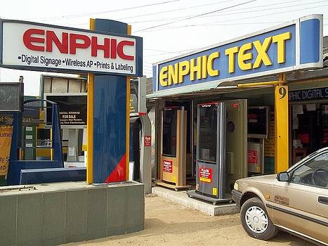 Ds by Enphic Text