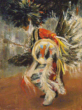 Chisho Maas - Feather Dance