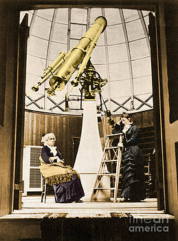 Science Source - Maria Mitchell American Astronomer