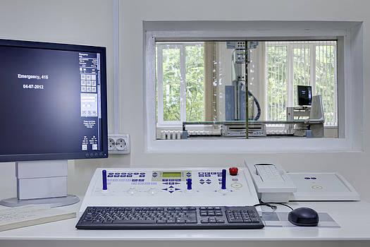 Medical Diagnostics Center A by Magomed Magomedagaev