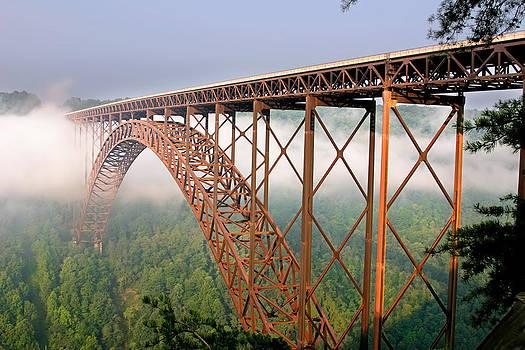 Mary Almond - New River Gorge Bridge