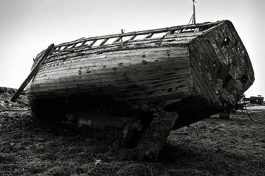 RicardMN Photography - Old abandoned ship