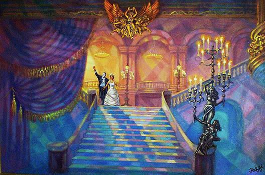 Phantom of the Opera by Raffi Jacobian