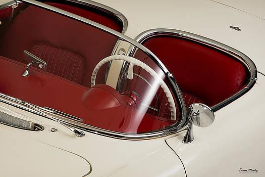 54 Chevrolet Corvette by Kevin Moody