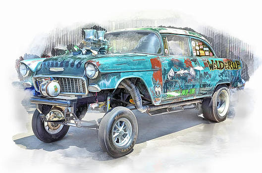 '55 Was A Gas .... by Rat Rod Studios