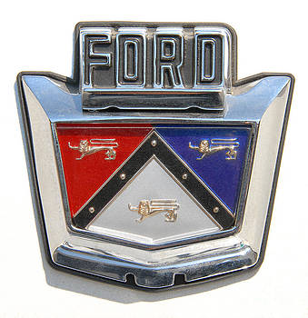 Anthony Wilkening - 57 Ford emblem
