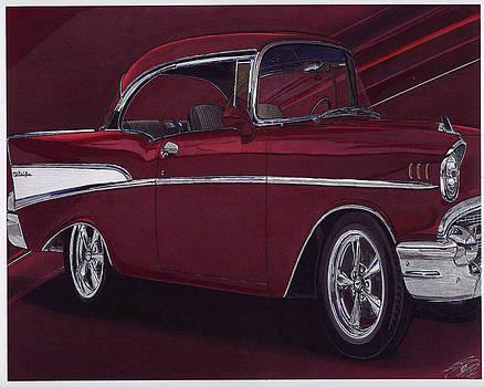 585 Cherry Power by Scott Bishop