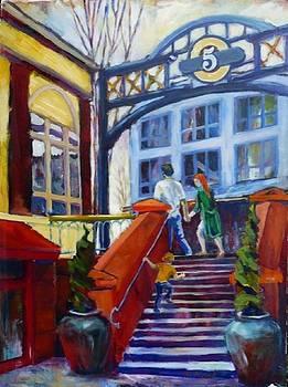 5th Street Market  by Margaret  Plumb