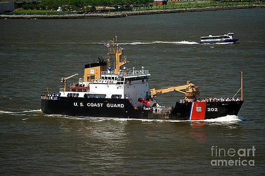 Tom Callan - Fleet Week 2011