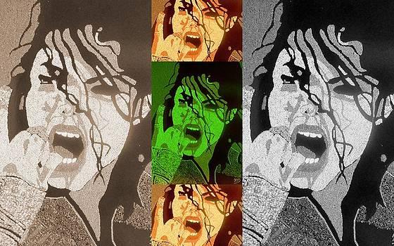 Michael Jackson by Kovats Daniela