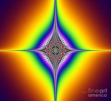 Planetary Star Rings  by Deborah Juodaitis