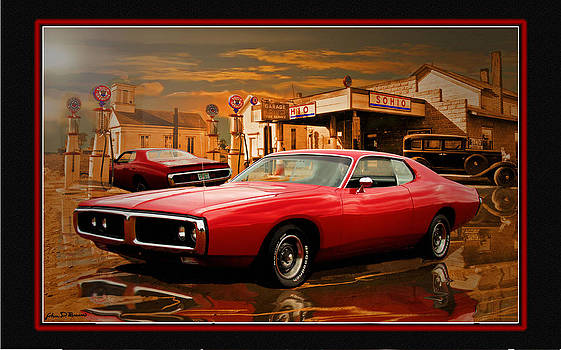 73 Dodge by John Breen