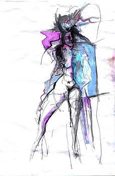 Model by Ertan Aktas