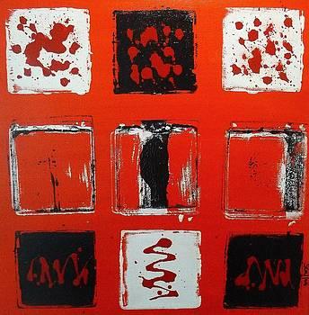 9 Squared by Michael Scullari