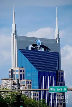 Susanne Van Hulst - 9th Avenue ATT Building Nashville