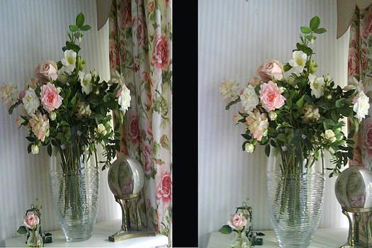 A bouquet of flowers II by Morgana Blackcat