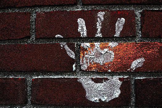 A Brick-N-Hand by Bob Whitt