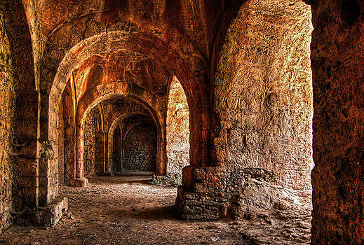 Stamatis Gr - A castle full of arches