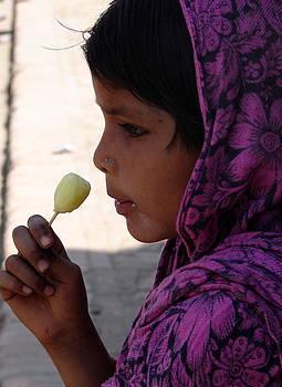 Anand Swaroop Manchiraju - A CHILD IN NEPAL