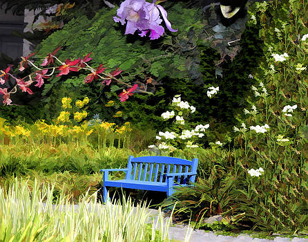 A Child's Garden by Sandy Poore