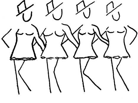 Forartsake Studio - A Chorus Line