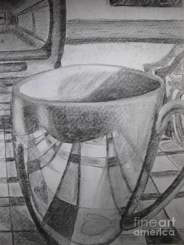 Stella Sherman - A Cup of Reflections