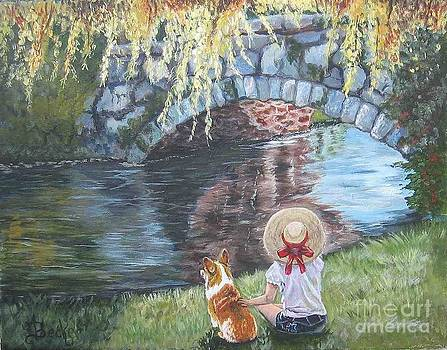 A Day by the Stone Bridge by Ann Becker