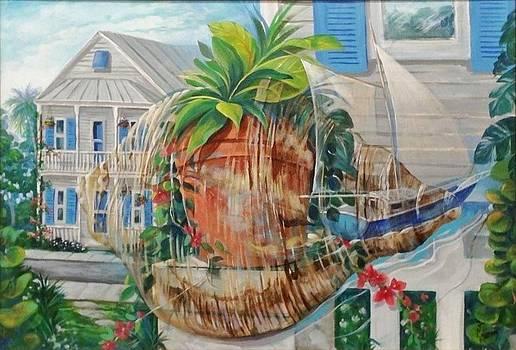 A Day in Key West by Jorge Cardenas