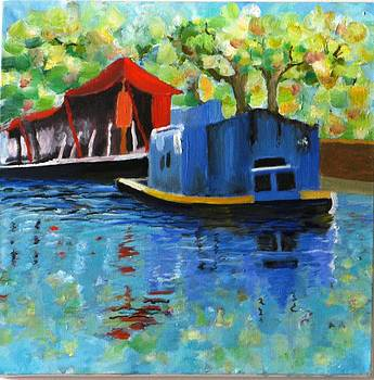 A Day in Little Venice by Selma Suliaman