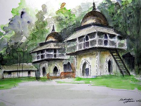A day in Mahishadal  by Shubhankar Adhikari