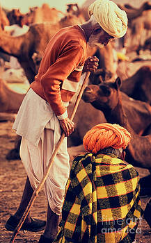 Neville Bulsara - A Day in the Life of The Pushkar Camel Fair  Rajasthan India