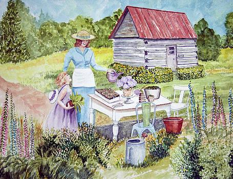 A Day to Garden by LaReine McIlrath