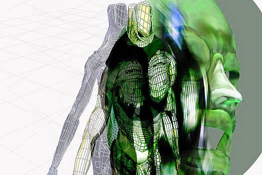 A Digital Scream For Post-modern Times by Des Bate