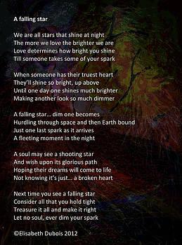 A Falling Star by Elisabeth Dubois