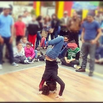 A Few More Dancers... #bgirl #breaking by Leon Nayshun