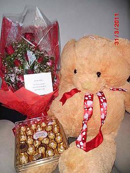 A gift of Love by Cherryl Fernandez