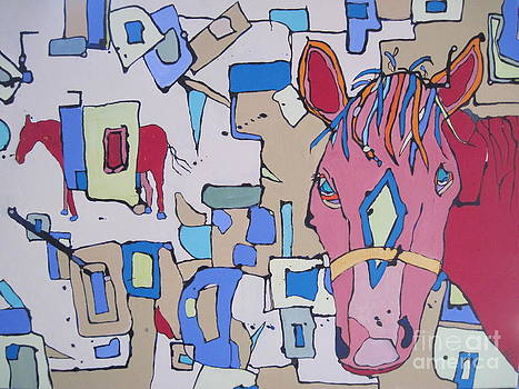 A Horse is a Horse of course by Diana Dice