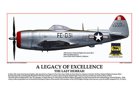 A Legacy Of Excellence by Jerry Taliaferro