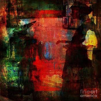 A Little Chat About Jesus by Fania Simon